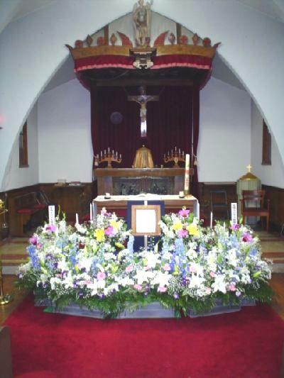カトリックの通夜 に対する画像結果